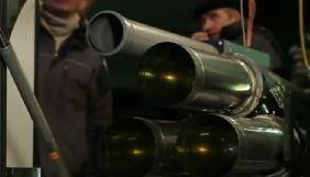 Російський телеканал показав «новий військовий лазер», обладнаний каналізаційною трубою