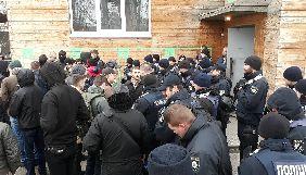 Праворадикали намагалися зірвати дискусію на Docudays та перешкоджали роботі журналіста