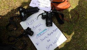 Троє індійських журналістів загинули в запланованих ДТП