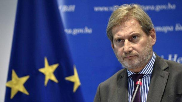 Єврокомісія про декларації активістів: Україна невиконала своїх зобов'язань