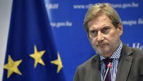 Київ, проваливши скасування е-декларацій для громадських активістів, відходить від європейських прагнень - єврокомісар