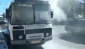 У Росії спалахнув автобус із рятувальниками та журналістами, які прямували на перевірку пожежної безпеки у ТЦ