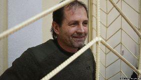 Засуджений в анексованому Криму український активіст Балух продовжує голодувати та заявляє про знущання співробітників СІЗО
