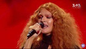 Зианджа прошла в прямые эфиры «Голосу країни»