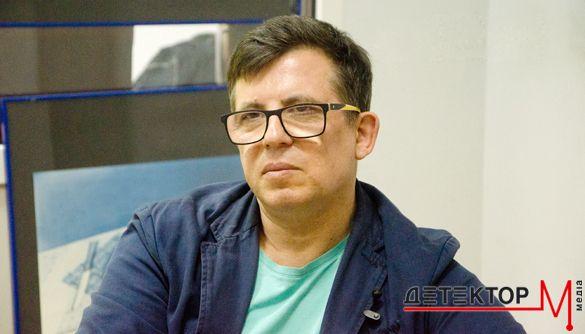 Олександр Крамаренко: «Головний редактор має бути виконувачем обов'язків читача»