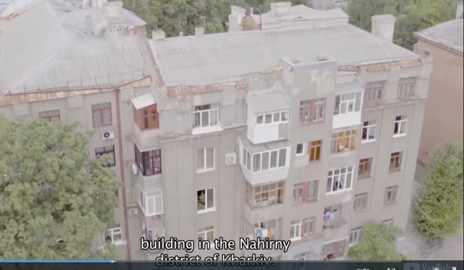 """Міжнародним дистрибутором фільму «Будинок """"Слово""""» став британський Journeyman pictures"""