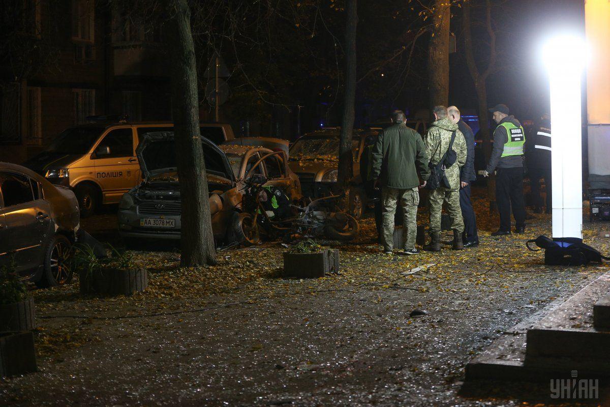 У СБУ заявили, що справу про теракт під телеканалом «Еспресо» розкрито, а організатора затримано