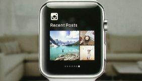 Instagram видалив власний додаток для смарт-годинників Apple Watch