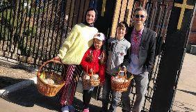 Медийщики померялись яйцами и куличами: как кто отпраздновал Пасху