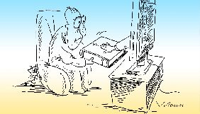27 квітня - відкриття виставки карикатур «АнтиЛокшина» в Чернівцях