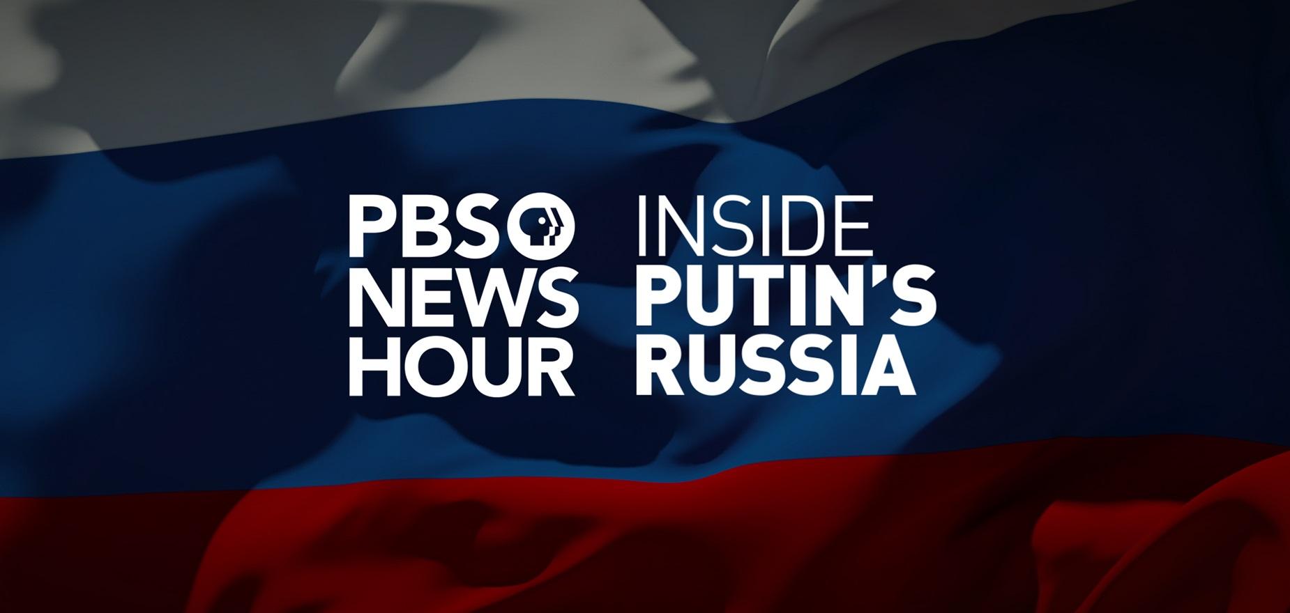 Український журналіст номінований на Peabody Awards за серію репортажів про путінську Росію