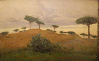 У Польщі поліція знайшла картину українського художника Івана Труша, яку вважали зниклою під час Другої світової
