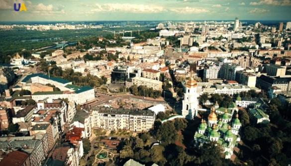 Канал UATV запустив цикл сюжетів про архітектуру Києва