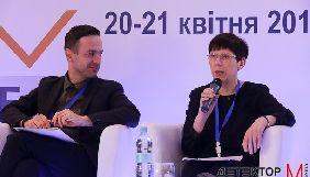 Потрібен медіаосвітній рух з залученням самих ЗМІ – керівники ГО «Детектор медіа» та «Громадське телебачення Донбасу»