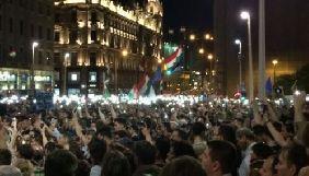 У Будапешті десятки тисяч людей протестували проти контрольованих урядом ЗМІ