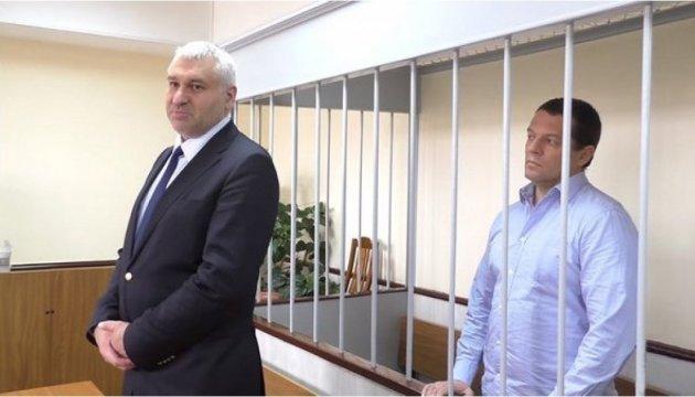 Фейгіна допустили до розгляду справи Сущенка, незважаючи на позбавлення статусу адвоката