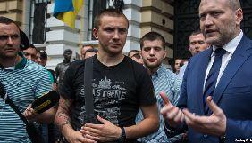 В Одесі свідок нападу на громадського активіста вів Facebook-трансляцію з місця події