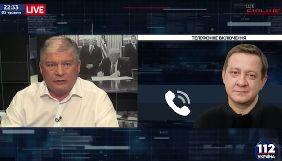 Заместитель генерального директора канала ATR обвинил «112 Украина» в манипуляции