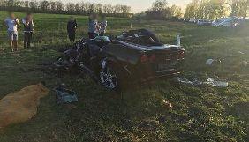 На Харківщині у ДТП загинув автоблогер Андрій Василенко