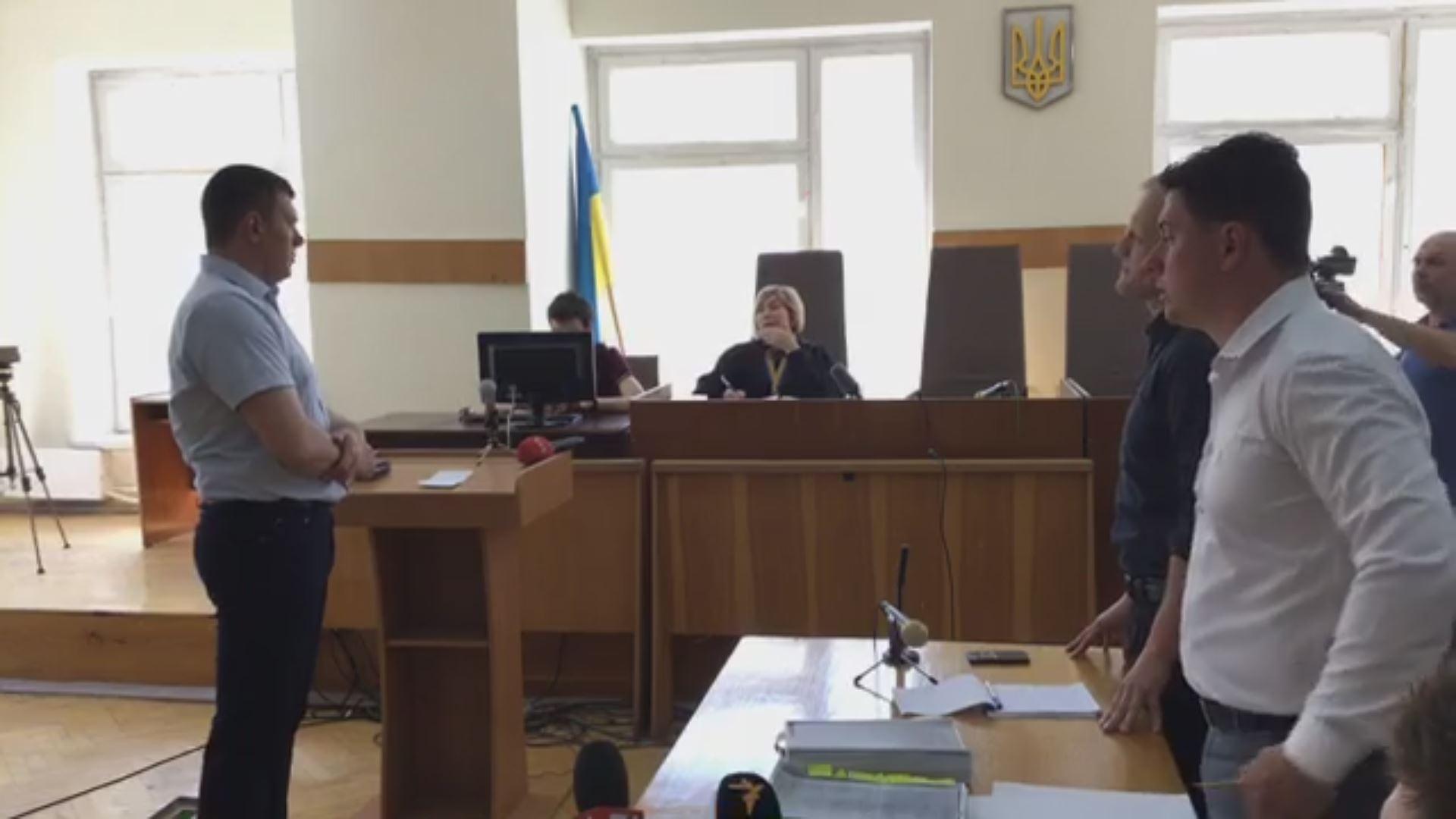 Суд над Шабуниным: акт пятый