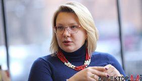 Дар'я Куренкова повертається у Delo.ua після декретної відпустки