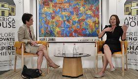 Мирослава Гонгадзе про стан українських ЗМІ: Плюралізм є, незалежності немає