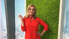 Лилия Ребрик вернулась из декрета в эфир