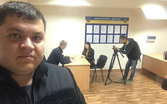 У Рівному поліція відкрила провадження через напад на знімальну групу місцевого каналу (ВИПРАВЛЕНО)