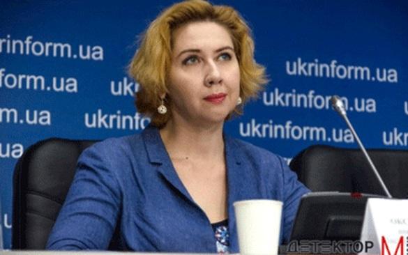Оксана Романюк здивована заявою Арлема Дезіра щодо «РИА Новости Украина»