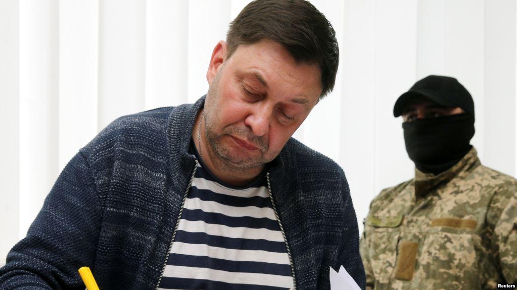 Суд заарештував керівника «РИА Новости Украина» до 13 липня без права внесення застави