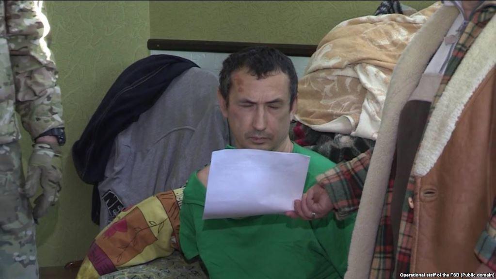 У Криму експерти не знайшли закликів до тероризму у висловлюваннях Каракашева у «ВКонтакте» – адвокат