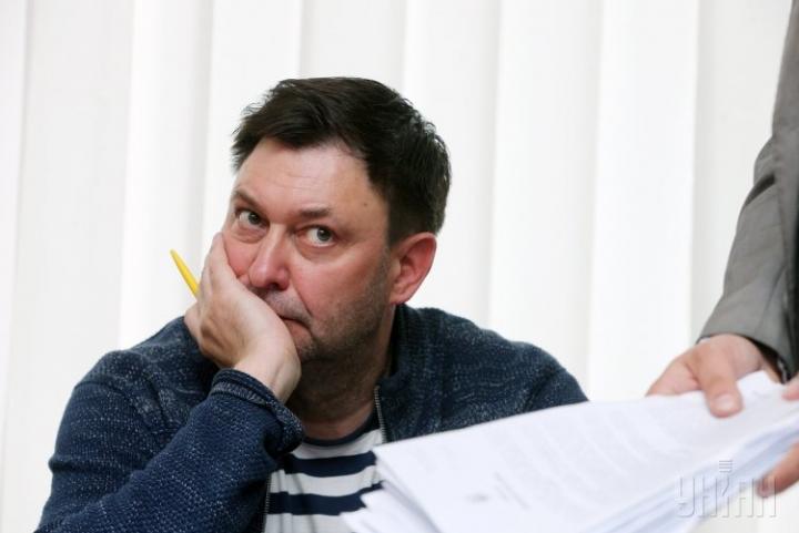 Опоблок хоче взяти на поруки керівника «РИА Новости Украина»