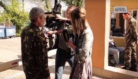 В Одесі знімальну групу «Думської ТБ» не пускали на територію житлового комплексу (ДОПОВНЕНО)