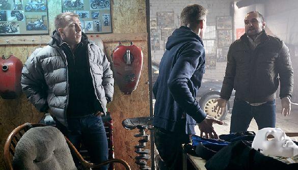 Канал «Україна» покаже кримінальну мелодраму «Серце слідчого»