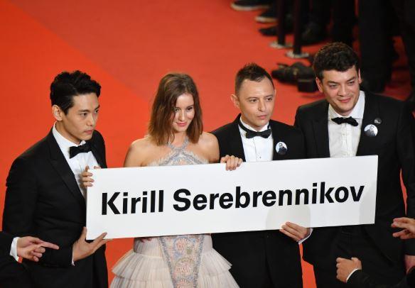 Глава журі Каннського фестивалю підтримала режисерів Серебренникова і Панагі, які знаходяться під домашнім арештом