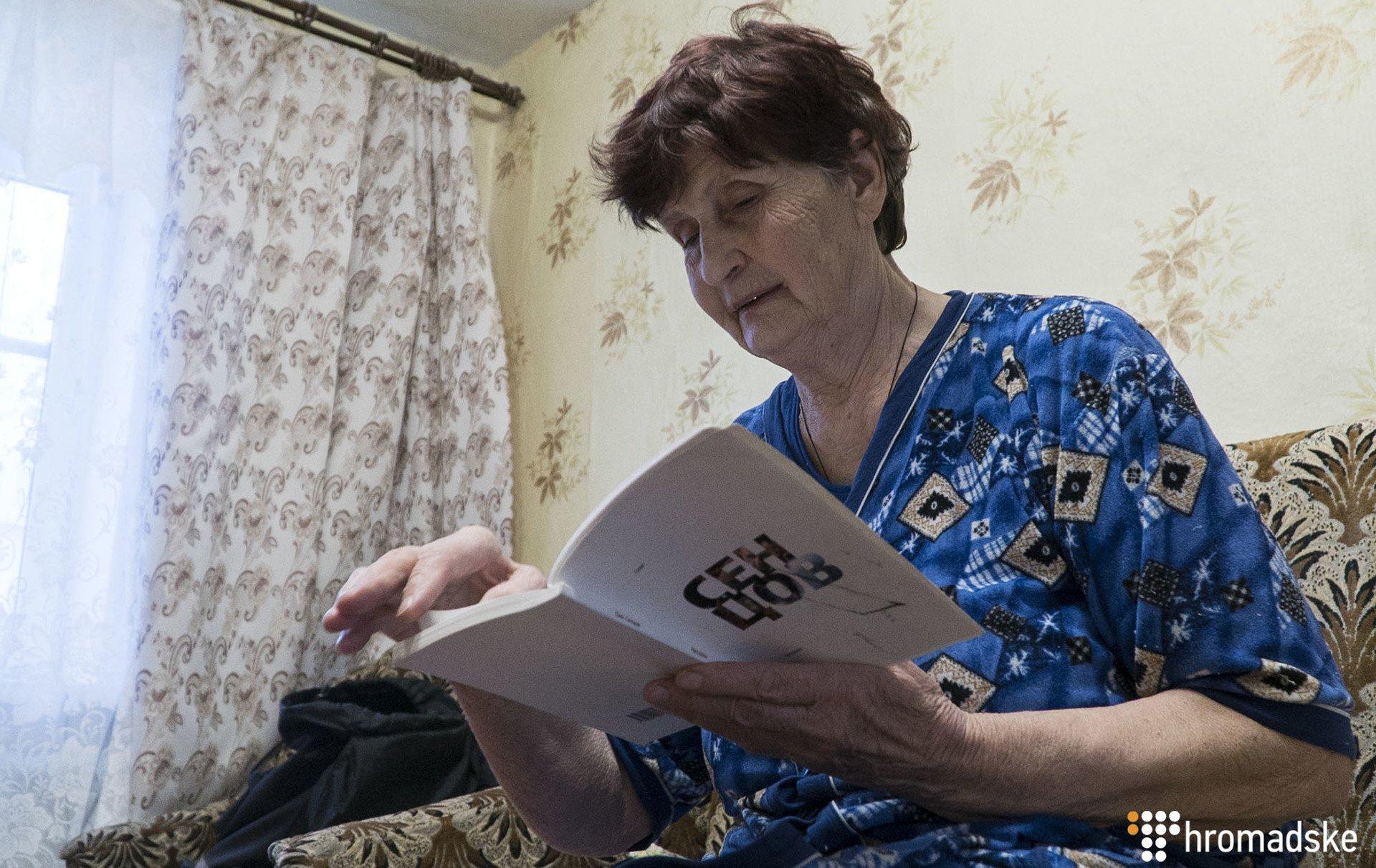 «Страшно, що можу його не побачити взагалі», — мама Олега Сенцова
