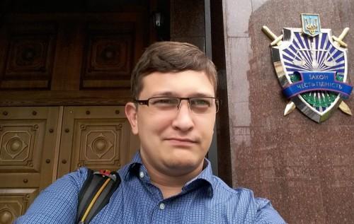 За заявою Філімоненка відкрито ще одне кримінальне провадження проти члена ЦПК за «перешкоджання журналістській діяльності»