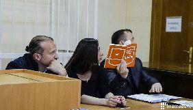 У суді журналісту «Громадського ТБ» заборонили фотографувати підозрювану у справі Онищенка (ДОПОВНЕНО)