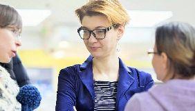 Олена Гусейнова очолила редакцію літературних програм Радіо «UA:Культура»
