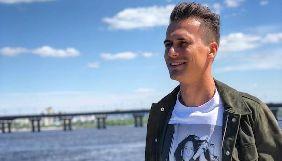 Александр Скичко превратился в гардеробщицу Людочку