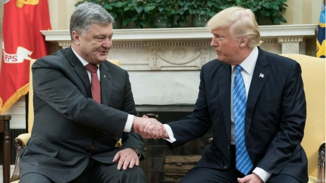 Адміністрація Президента України вимагає спростування від BBC