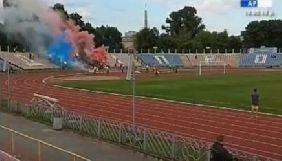 Оператор філії НСТУ, якого поліція затримала під час бійки на футболі, не мав при собі журналістського посвідчення