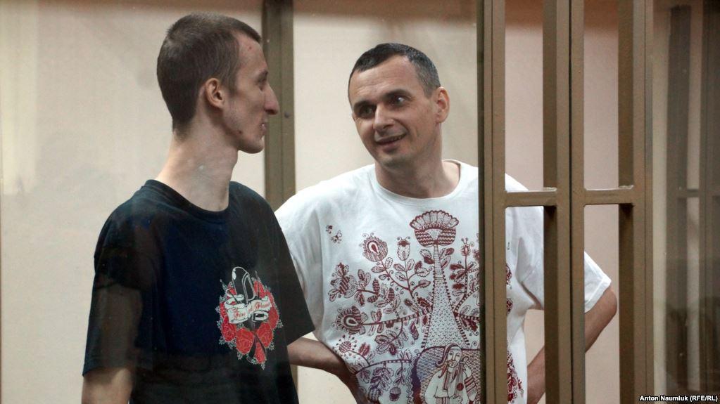 Український омбудсмен відкрила провадження за фактами порушення прав і свобод Кольченка та Сенцова
