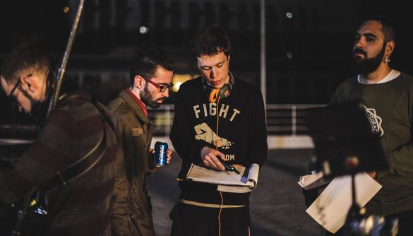 Прем'єри українських молодих режисерів на «Молодості»