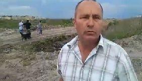 Журналісти Львівського порталу повідомили про перешкоджання на території Грибовицького сміттєзвалища (ДОПОВНЕНО)