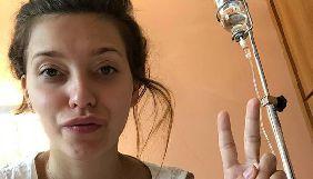 Регину Тодоренко забрали в больницу прямо со съемочной площадки