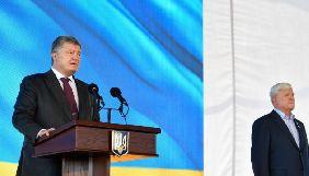 Україна вимагає якнайшвидше звільнити Сенцова, Сущенка, Балуха та інших політв'язнів Кремля — Порошенко