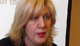Дуня Міятович закликала Україну ефективно розслідувати та покарати виконавців і замовників вбивства Бабченка