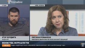 ІМІ аналізуватиме докази СБУ, оприлюднені в справі замаху на Бабченка