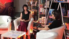 Уперше в історії «Книжкового Арсеналу» – виїзна телерадіостудія Суспільного